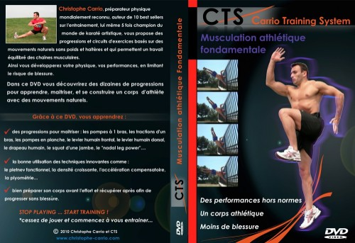 DVD : Musculation Athlétique - Rudy Coia