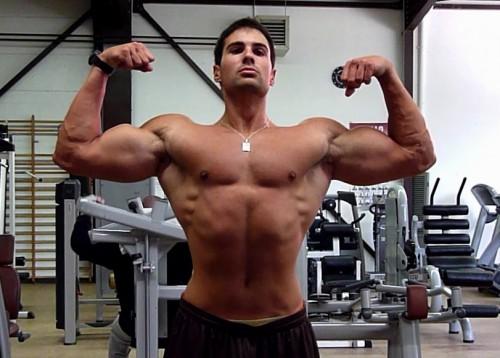 La musculation n'est pas un sport ? - Rudy Coia
