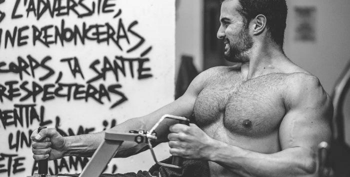 Vitesse des répétitions en musculation