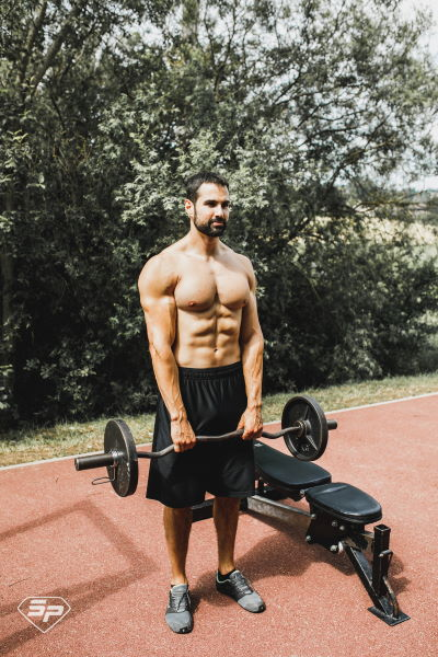 séries dégressives en musculation
