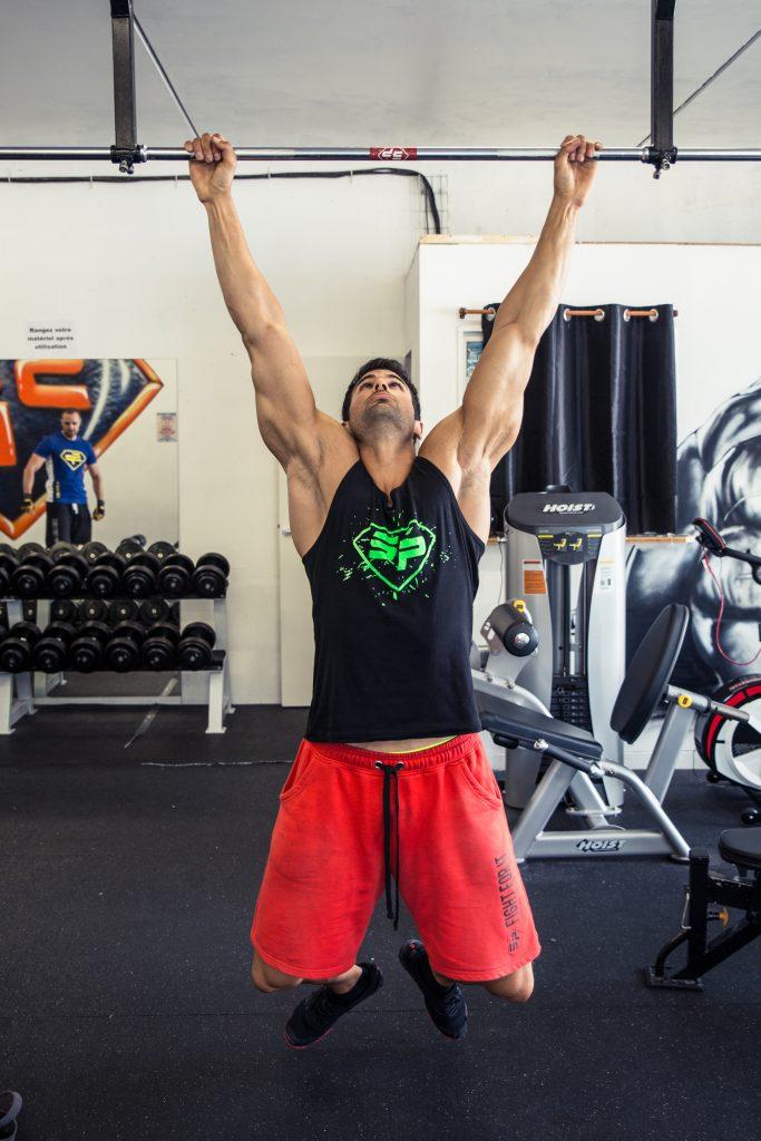 Dos - Le meilleur exercice de musculation