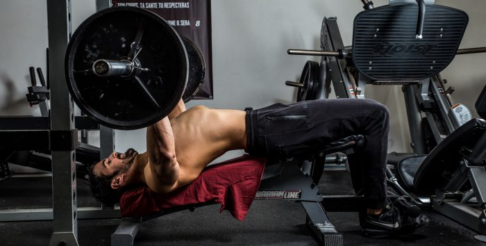 La répartition en musculation