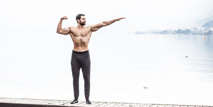 Dessiner ses muscles en musculation