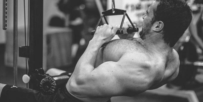 La congestion en musculation
