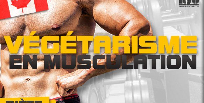 Végétarisme et musculation