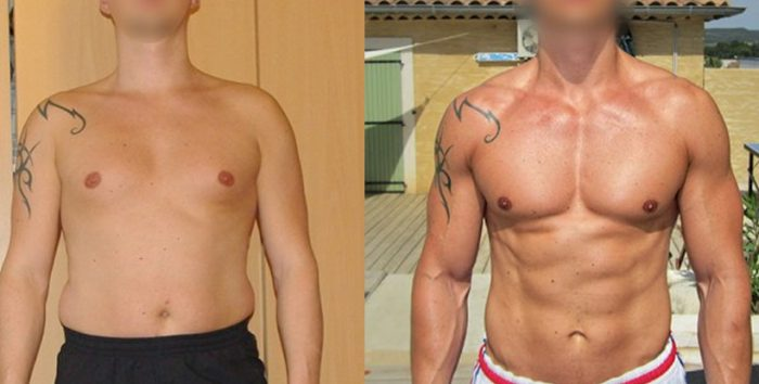 Skinny Fat en musculation