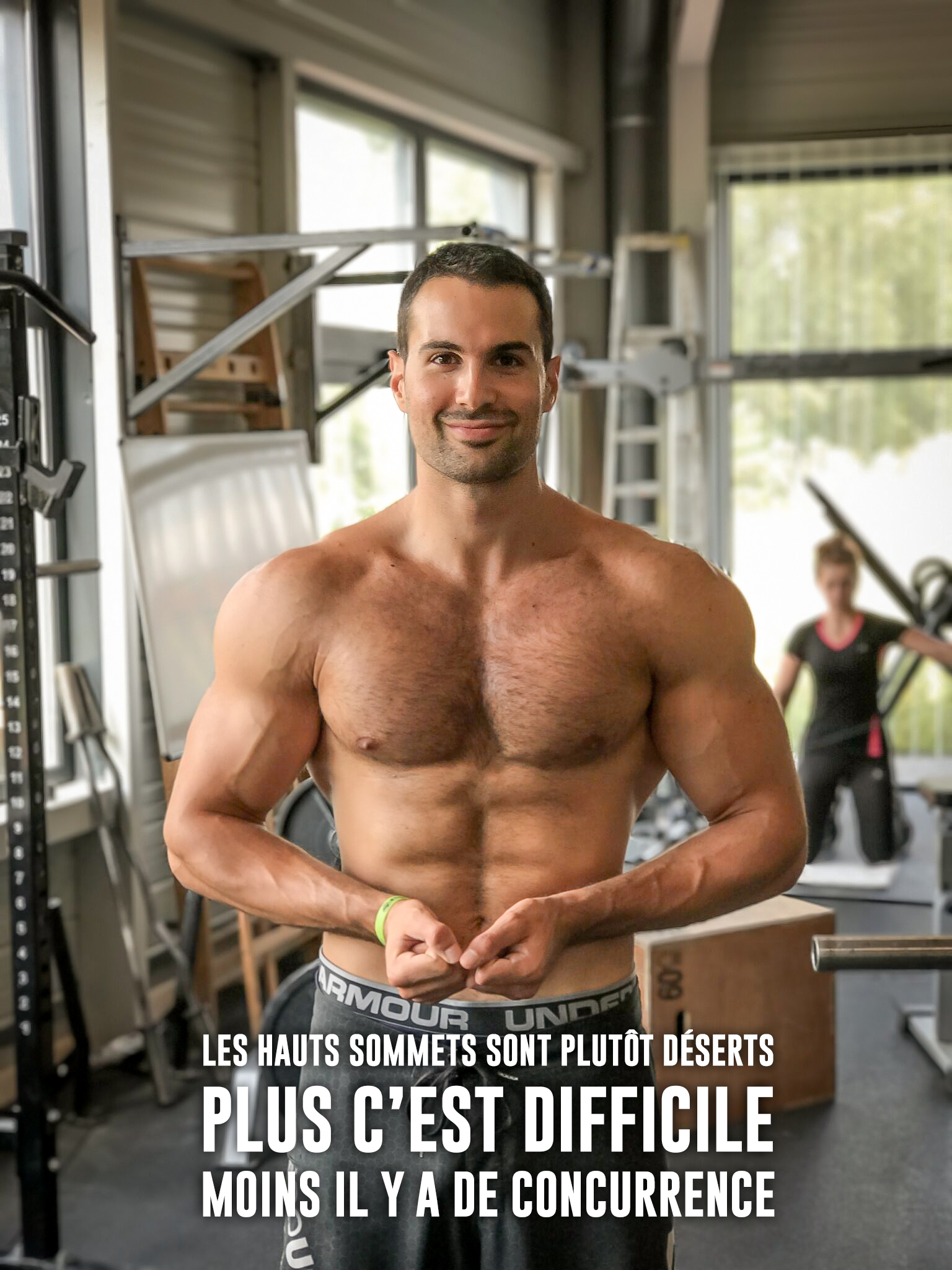 Cycle de progression et nombre d'exercices par muscle