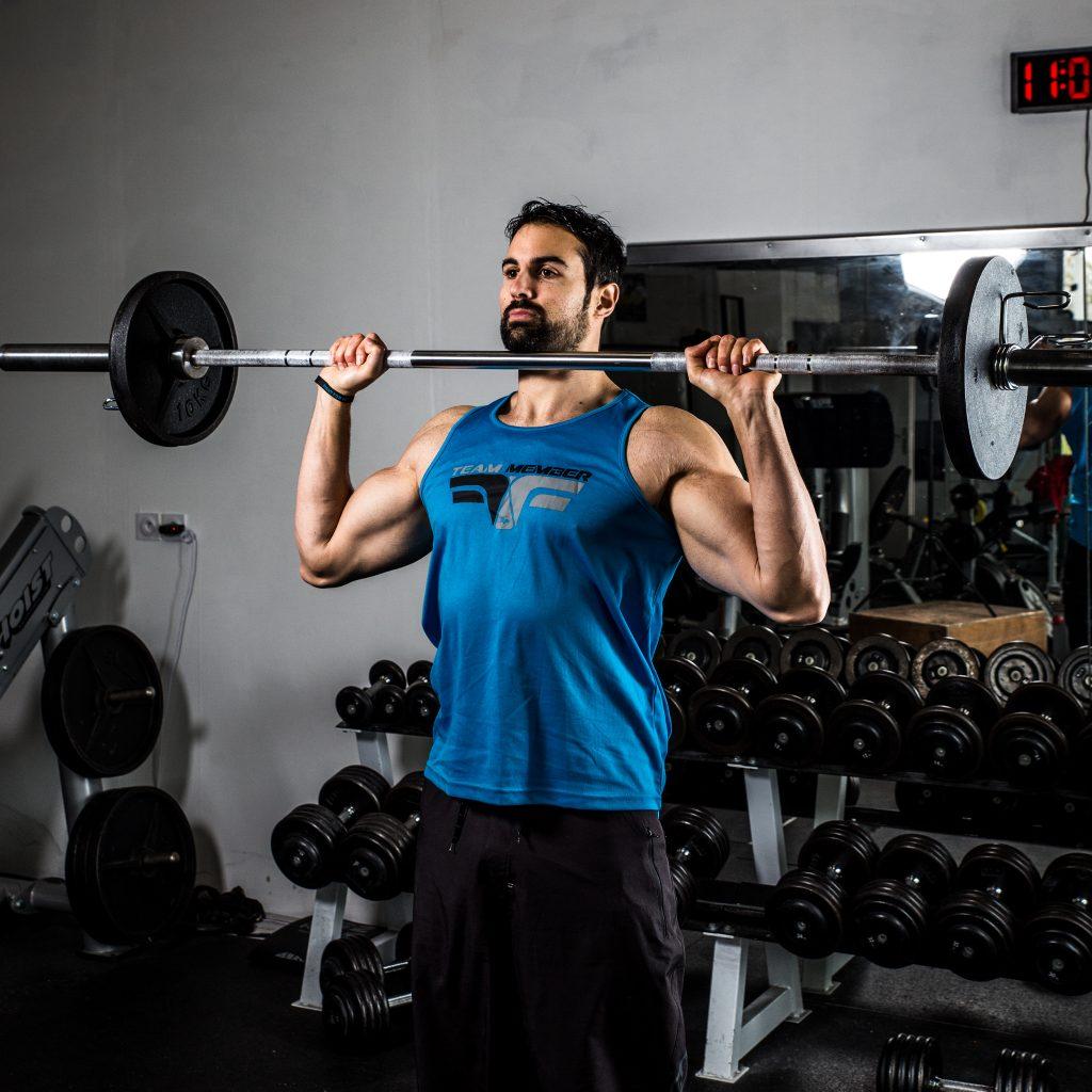 Musculation - L'entrainement à haute fréquence
