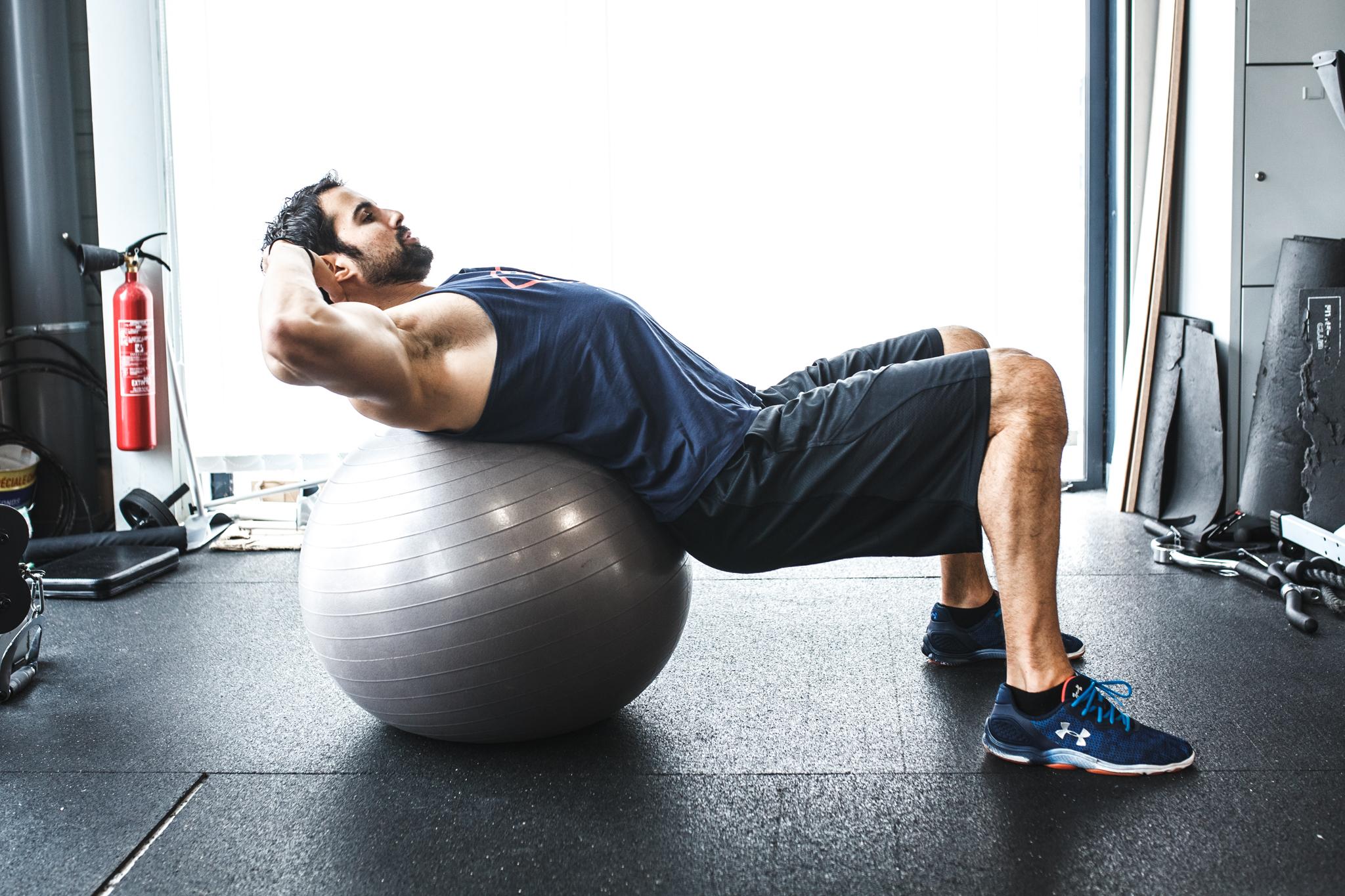 Programme Abdos en musculation