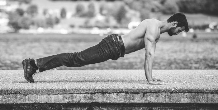 Musculation sans matériel