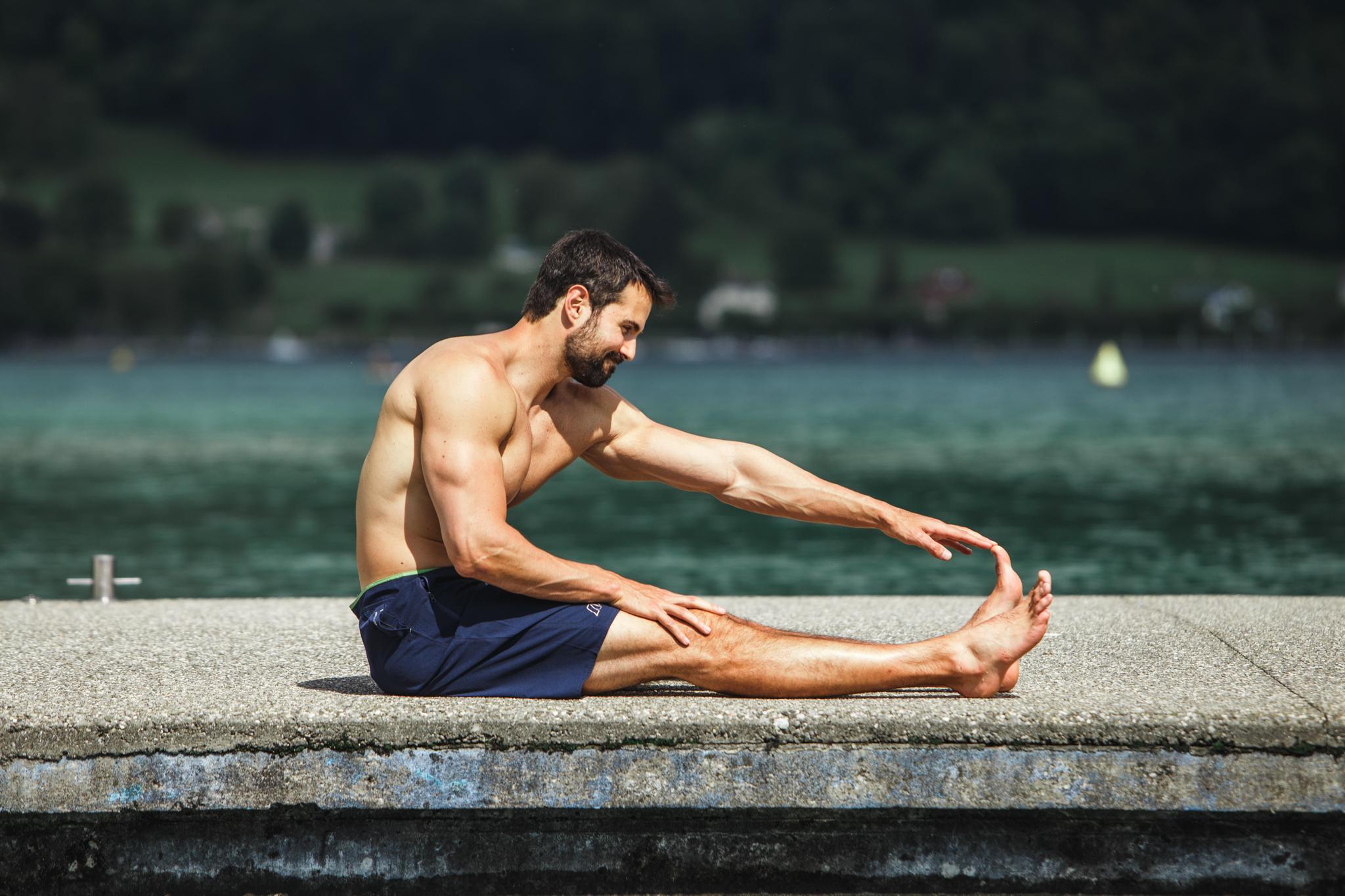 Mobilité en musculation
