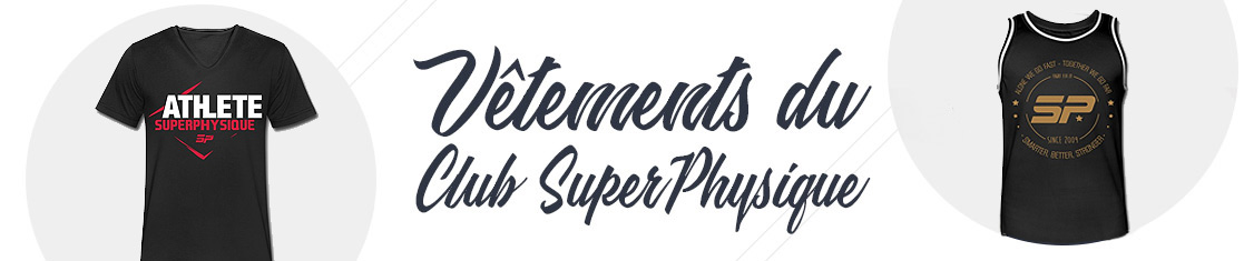 spreadshirt Club superphysique