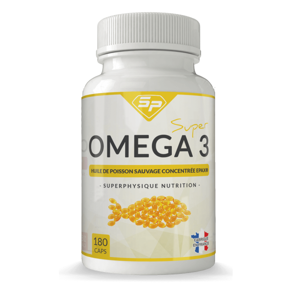Les meilleurs Oméga 3 en musculation