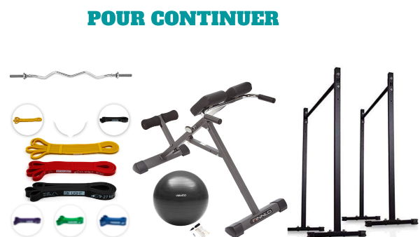 Home Gym en musculation