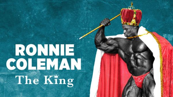 The King Ronnie Coleman